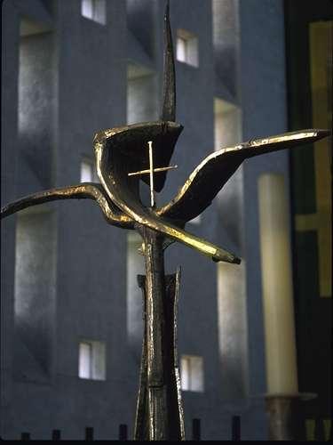Coventry high altar cross