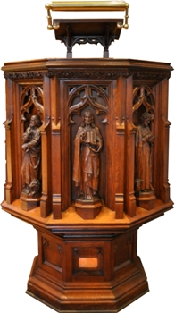 Pulpit.350 pixels