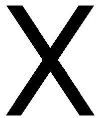 St andrew cross