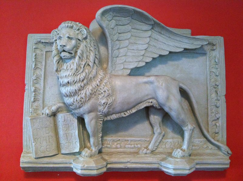 St. Mark Lion