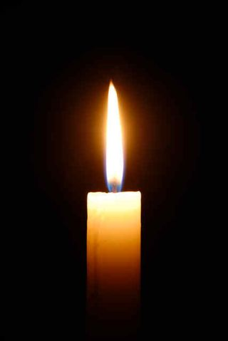 Evensong Candle