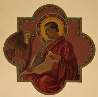 St John Apostle Evangelist