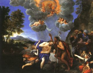 Baptism of lord