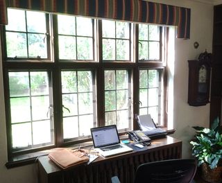 CCC Rectory Study Window