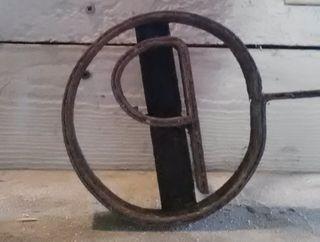 Bar Circle P Brand