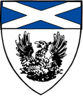 Arms of StAC two tone