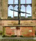 Coventry Charred Cross