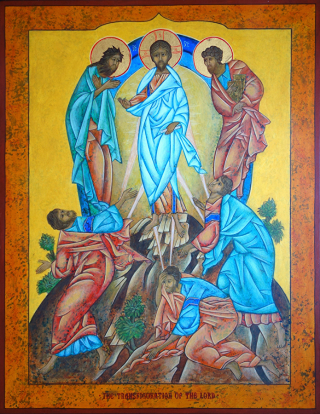 The-transfiguration-of-christ
